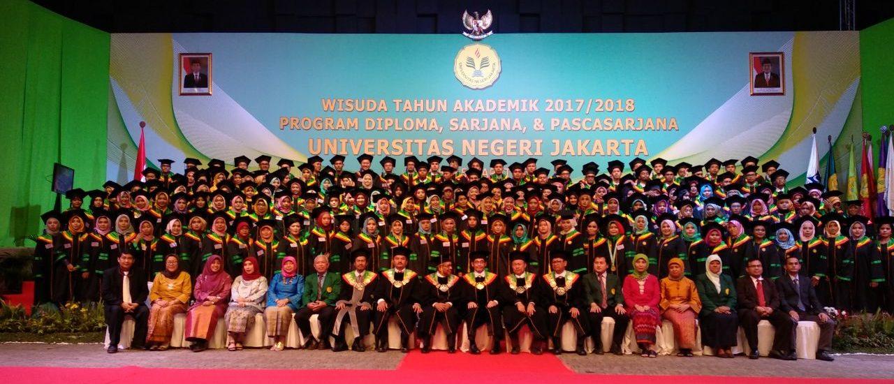 Wisuda Akademik 2017-2018